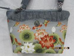 Kaylee Light Gray 3 - in -1 Bag