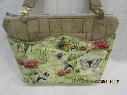 Mila Tan  3 - in - 1 Bag