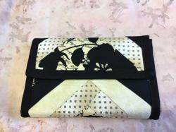Wallet Lack/Beige