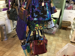 Bags with 2 straps info