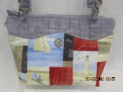 Kylie Light gray 3 -in -1 Bag