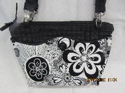 Aria Black 3 -in -1 Bag