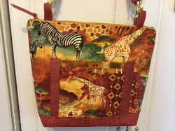 "Giraffe ""CORK""  Bag"