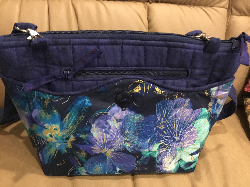 Navy 3 in 1 Bag