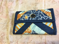 Wallet Denim