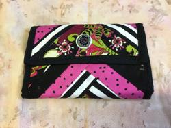 Wallet Pink/Black
