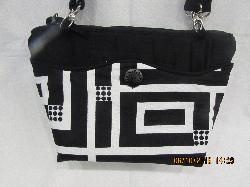 Camila Black 3 -in 1 Bag