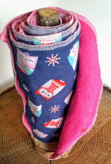 Unpaper Towels, Reusable Paper Towels, Flannel Kitchen Cloths