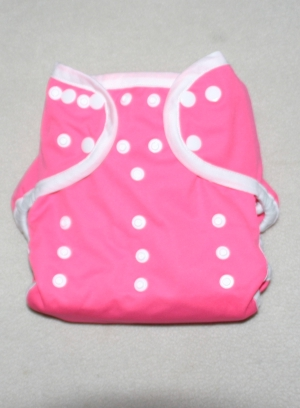 One-size Cloth Diaper Cover CUSTOM FOR MONIQUE B.