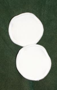 Reusable Nursing Pads--1 pr.
