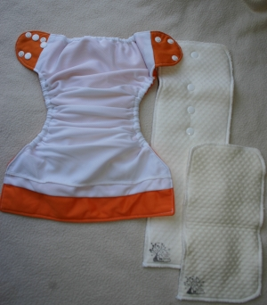 One-size Pocket Diaper