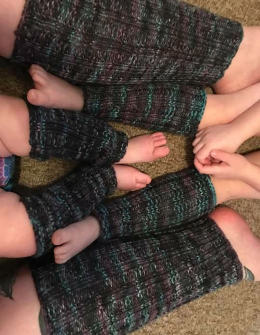 Legwarmers for Everyone!