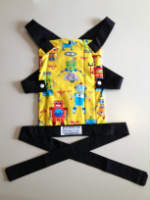 Robots Toy Front Carrier for your Little One to Carry their Toy Baby