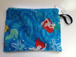 Mermaid Snack Bag / Zipper Pouch