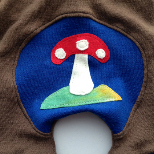 Toadstool Jecaloones - size 1 -- 1-3 years