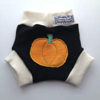 Medium Black Pumpkin Soaker with Interlock