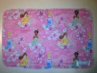 OOAK Small Princess Change Pad