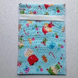 Holiday Pouch or Snack Pack with Procare Lining