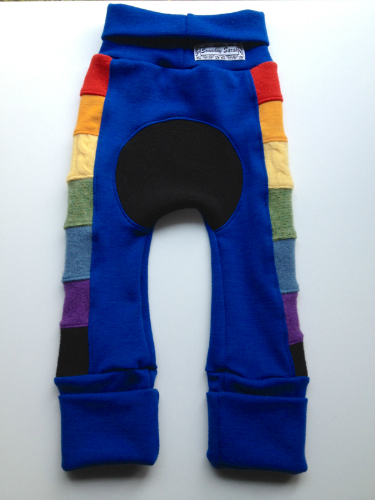 Woolly Rainbow Jecaloones Pants- Size 1