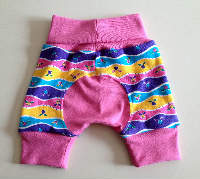 Sale - Flower Shorts Jecaloones - Mini - 3-12 months