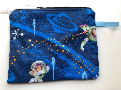 Space Man Snack Pack / Zipper Pouch