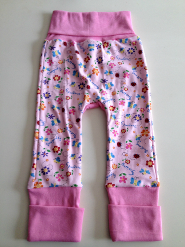 Butterfly and Dragonfly Pants - Size 1