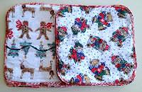 Tree, Gingerbread & Deer Unpaper towels or Napkins