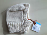 Newborn/Small Organic Merino Wool Hat