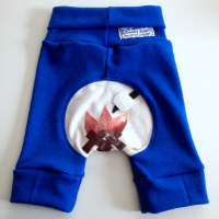 Blue Campfire Woolly shorts Jecaloones