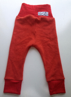 12-18+ months Recycled Cashmere Wool Longies - Large