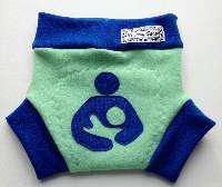 Medium Breastfeeding Wool Interlock Soaker