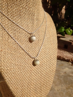 10mm Breastmilk Pearl
