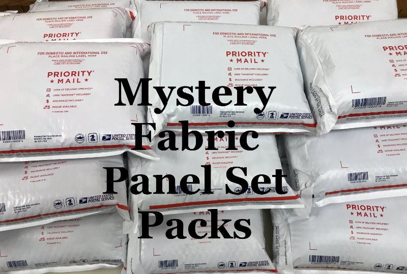 Mystery Fabric/Panel Set Cotton Lycra