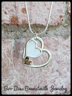 hearts of hearts pendant
