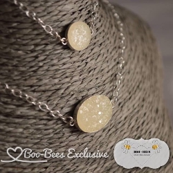 Mother's Day Special!!! Druzy Breastmilk Set