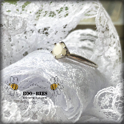 Solitaire Enchantment Ring (the enamored collection)