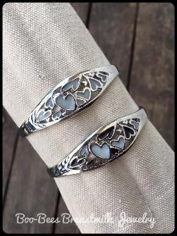 hearts a plenty bracelet