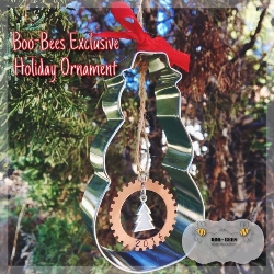 Breastmilk Holiday Ornament