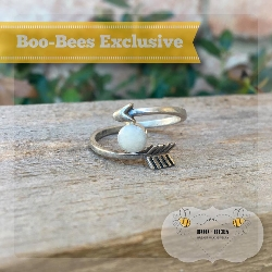 Our exclusive Arrow ring