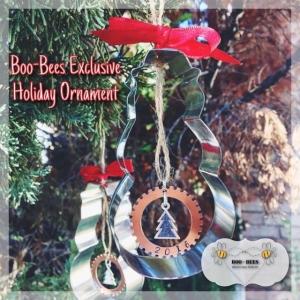 Ash Holiday Ornament