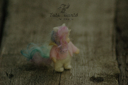 Tiny Unicorn baby doll 2 inch