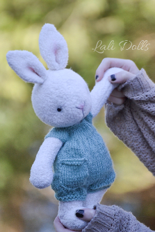 Bunny Doll by Lali Dolls