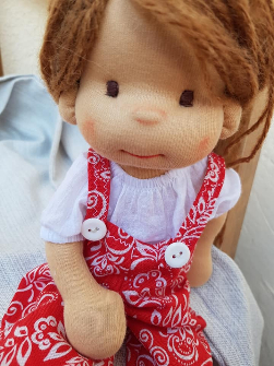 Katia , 12 inch doll by Bemka
