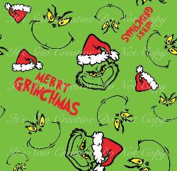 Merry Grinchmas (C/L)