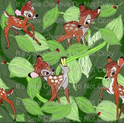 Fairytale deer (C/L)