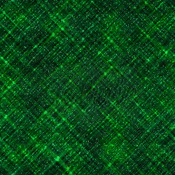 Green Sparkle (C/L) - 1 yd cut