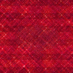 Red Sparkle (C/L) - 1 yd cut