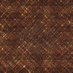 Brown/Gold Coordinate C/L (1 yd cut)