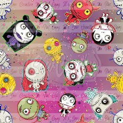 Voodoo Dolls - C/L
