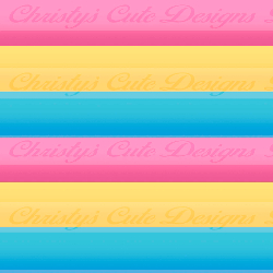 Retail - CL - Ooh La La Stripe Coordinate 1 yard cuts